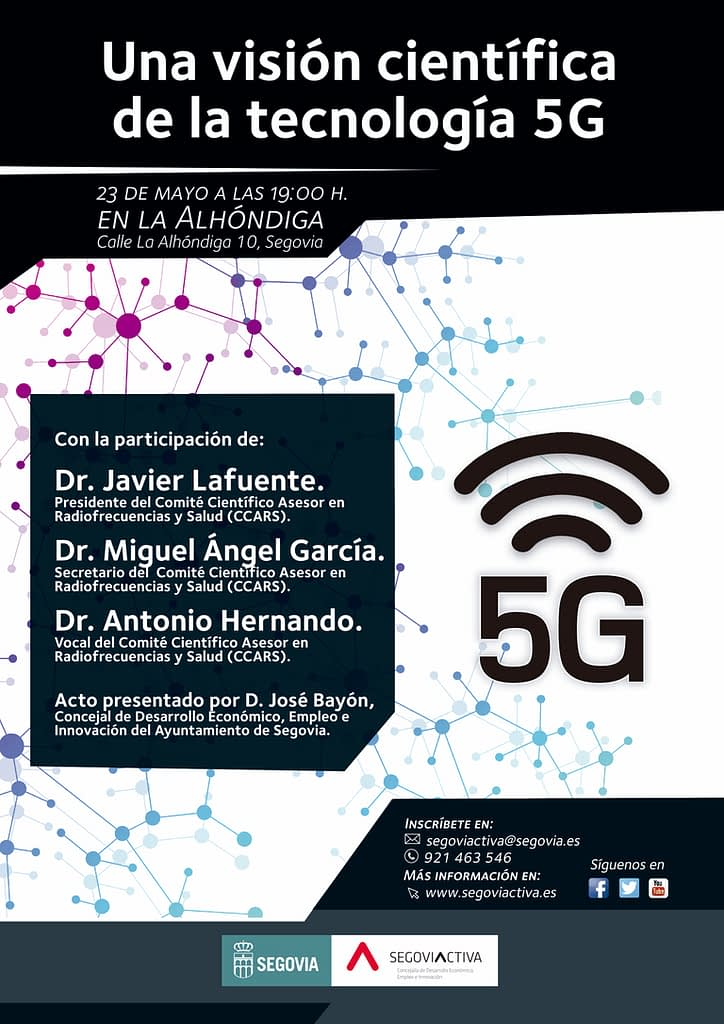 2018-05-21 Cartel jornada 5G