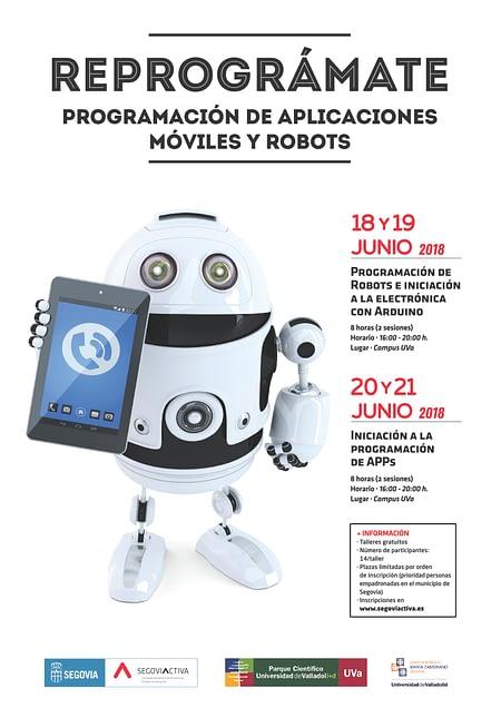 AAFF CARTEL A3_PROGRAMACION ROBOTICA Y APPS MVL_junio