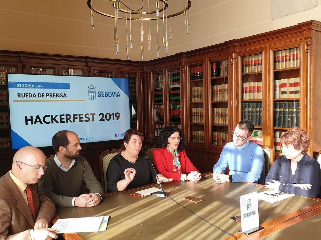 2019-02-18 Hackerfest 2019
