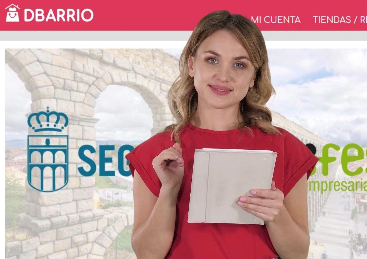 DBarrio Segovia es la nueva plataforma de venta online del comercio segoviano