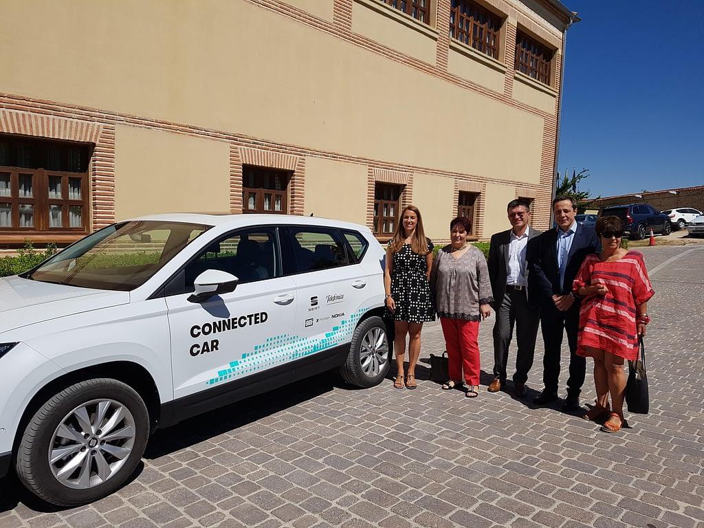 2018-07-24 Foto 1 Segovia demostrador 5G