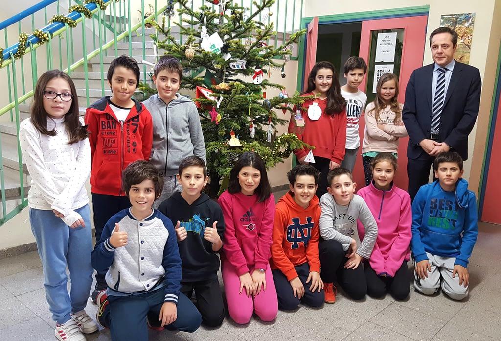 2017-12-13 Programa de intercambio navide+¦o Europa Direct