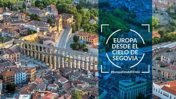 Concurso de Fotografía en Instagram Europa desde el Cielo
