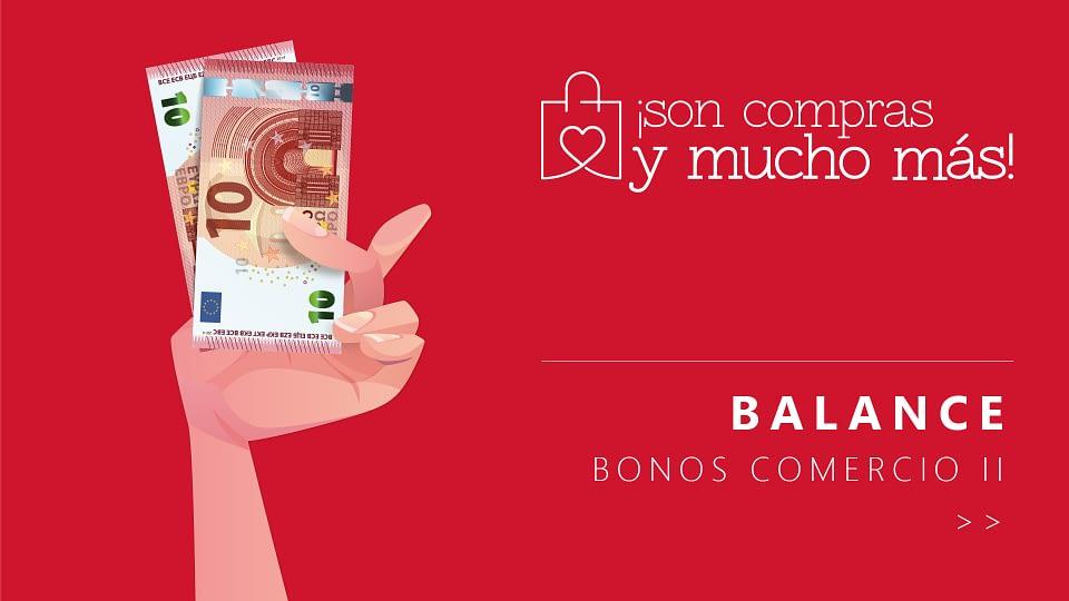 Balance de la campaña segoviana Bonos Comercio II
