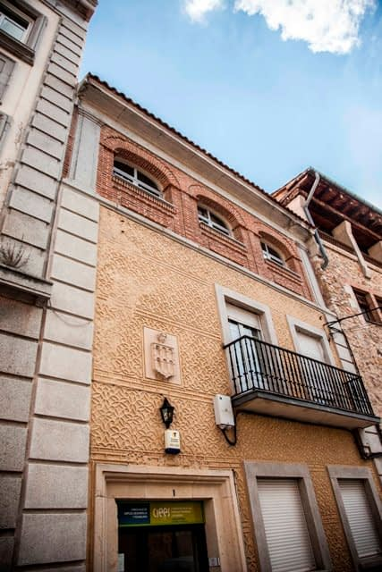 Vivero de empresas de Segovia ubicado en Arias Dávila