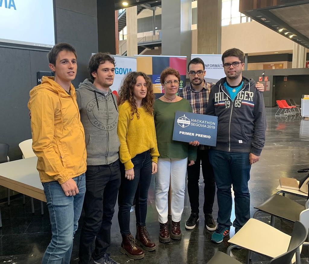2019-03-14 Entrega premios Hackerfest