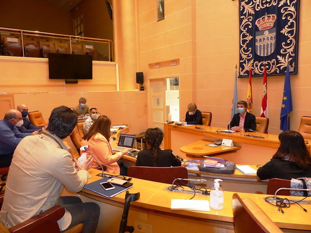 Reunión Coordinación Agenda 2030
