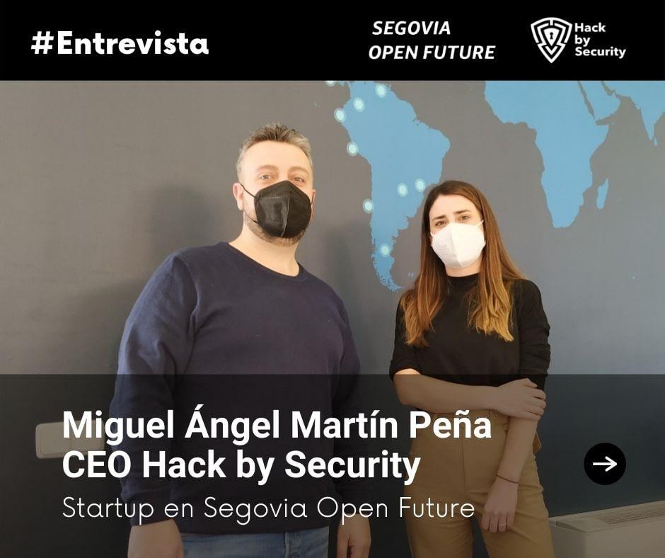 Entrevista a Miguel Ángel Martín Peña