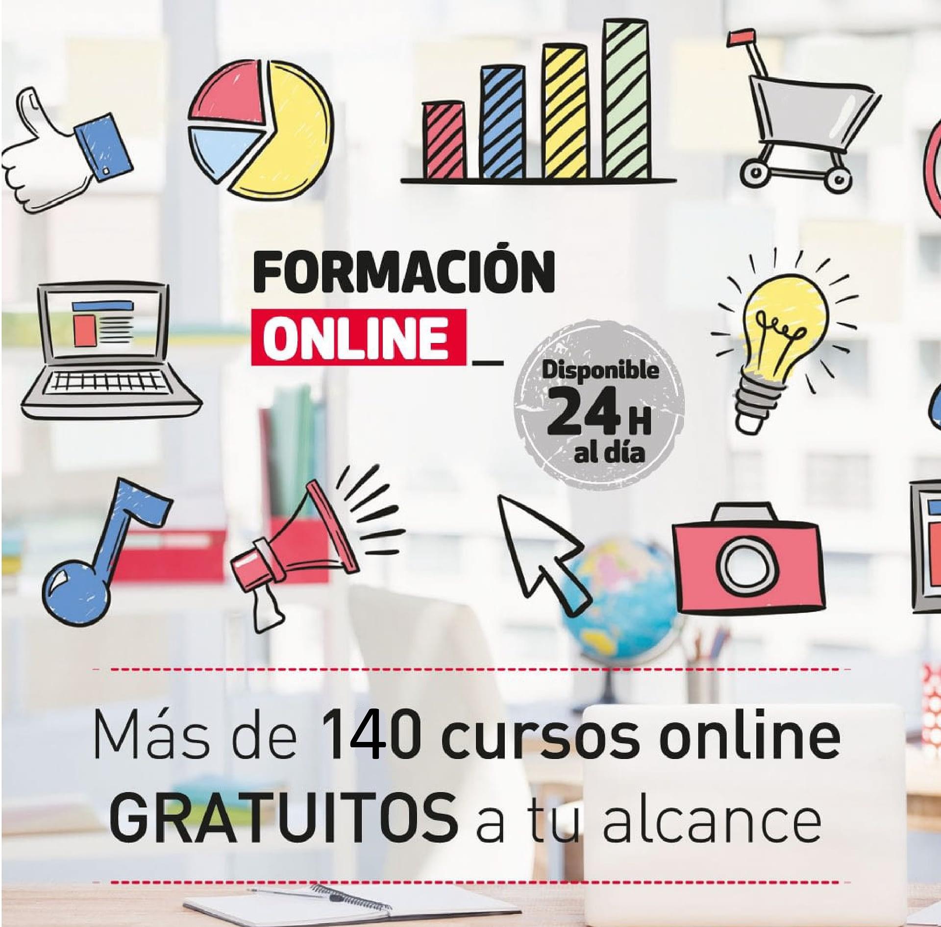 Cursos online en Segovia con la plataforma SegoviActiva 3.0